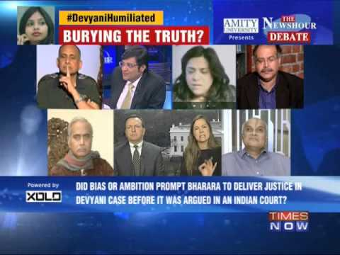 The Newshour Debate: Bias and prejudice - Full Debate (20th Dec 2013)