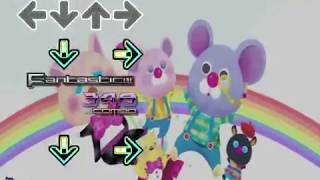 StepMania Pop'n Music Twinkle Wonderland DJMAX Step Edit
