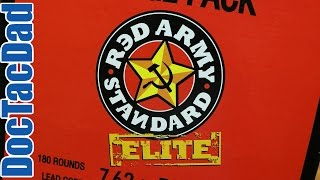 Red Army Standard Elite Ammo 7.62x39mm - Ammo Breakdown