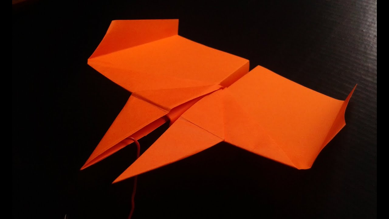 how to build the best paper plane