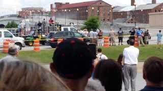 Need for speed movie stunt, Columbus, Georgia.