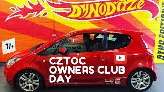 Cztoc Mitsubishi Colt CZT & Ralliart Owners Club at Dynodaze Rolling Road 2019