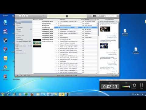 Iphone Klingelton ändern rufton ändern , erstellen Windows 7 [German]
