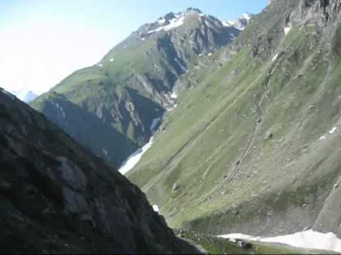 Amarnath Yatra Via Baltal 2011 Part 2 video