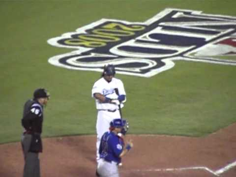 icebergmillz DODGERS vs CUBS playoffs  MANNY RAMIREZ