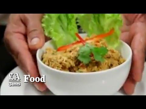 How to make Nam prik pla, a specialty of Thailand
