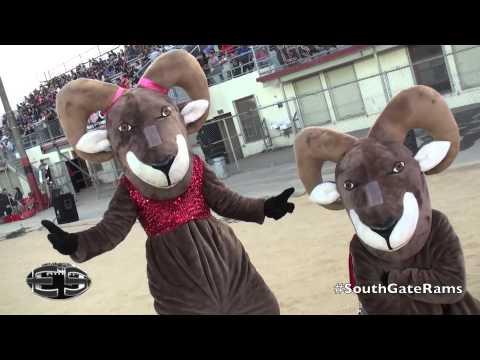 Tony Washington South Gate Rams vs University Wildcats 2014