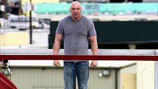 Dana Gets Dunked