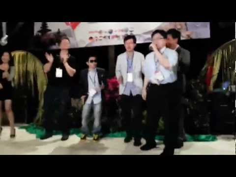 Performed by Mensa Korea and other Mensa international members at Asian Mensa Annual Gathering in Bali, Friday 21 Sept 2012. After the song is finished, we p...