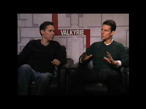 Tom Cruise Bryan Singer interview for Valkyrie