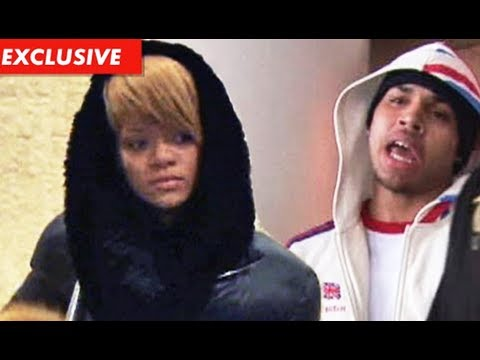 RIHANNA. CHRIS BROWN Back Together?