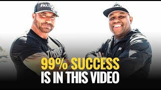 YOUR 99.9% SUCCESS IS HIDDEN IN THIS - Eric Thomas   Ed Mylett