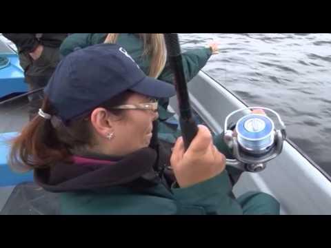 Ženský tým fnh v norsku aneb kurz mořského rybolovu
