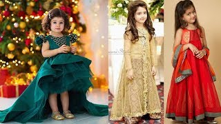 Latest Baby Gown || Party Wear Dresses For Kids || Girls Party Dresses 2018 || Little Girls Dresses