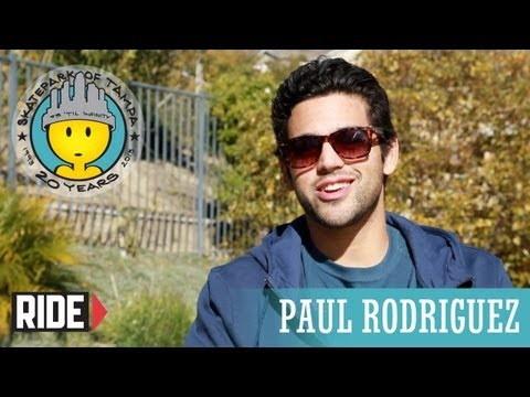 "Paul Rodriguez: SPoT ""20"" Year Experience - Episode 10"