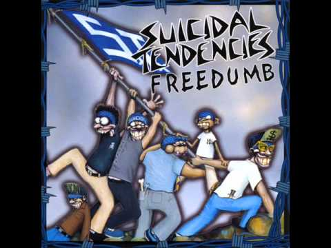 Suicidal Tendencies - Aint Gonna Take It
