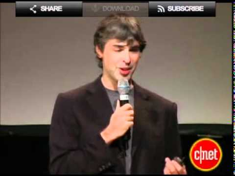Larry Page Compares Artificial Intelligence to Human DNA