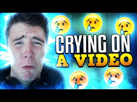 CRYING ON A VIDEO!? ( Minecraft Funny Videos & Moments w/ TheCampingRusher )