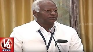 Dy CM Kadiyam Srihari Unsatisfied With Central Over Girl Child Education | Delhi