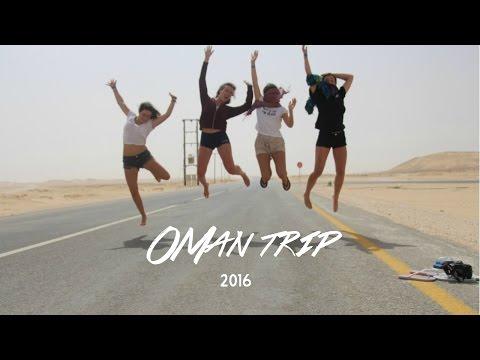 Oman Trip Adventure - 2016