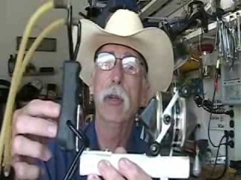 Homebrew Antenna Launcher-Ham Radio