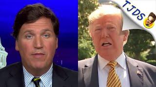 Tucker Carlson Stops War With Iran! Dems Upset.