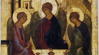 Божественная Литургия. День Святой Троицы. Пятидесятница.