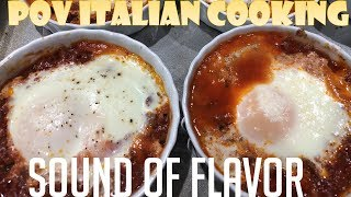 Sound of Flavor - Eggs in Purgatory