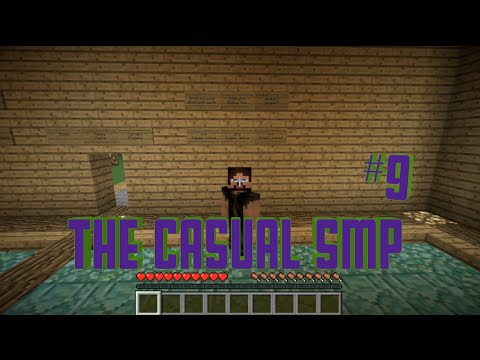 The Casual SMP: Episode 9 | Building a Road