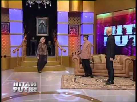 Ustadz Wijayanto dan Sekeluarga @HitamPutihT7 - @Trans7 28-08-2012 *Re-Upload w/ better video