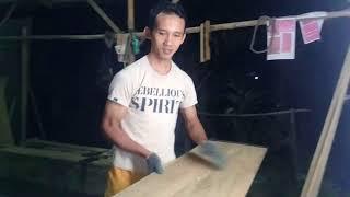 Furniture| Cara Menyambung Papan 1 by AT Production