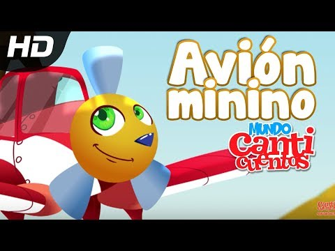 Canticuentos Avión Minino Video Animado