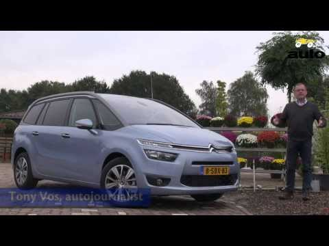 Citroën Grand C4 Picasso 2.0 BlueHDi test 2013