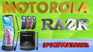 Motorola Razr Fold phone Review 2019 ► Coming Soon Android Mobile 2019 ► Review Smartphone 2019