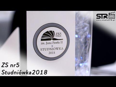 Studniówka 2018 | ZS Nr 5 W Lublinie -