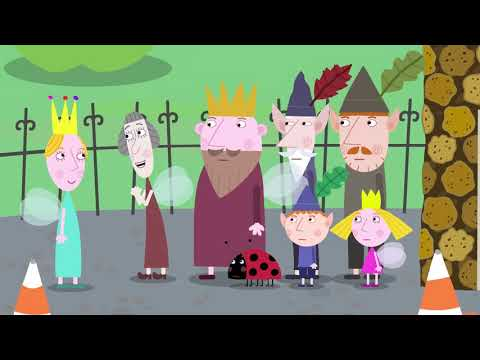 Ben and Holly s Little Kingdom - The Queen Bakes Cakes - Triple Episode