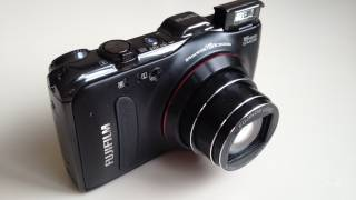 Review: Fujifilm Finepix F550 EXR Advanced Compact Camera