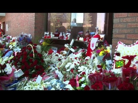 Liverpool remembers Hillsborough dead