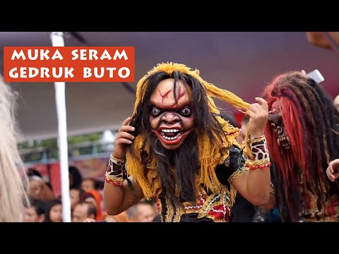 FRP 2016 Ambarawa - Rampak Gedruk Buto (HD)