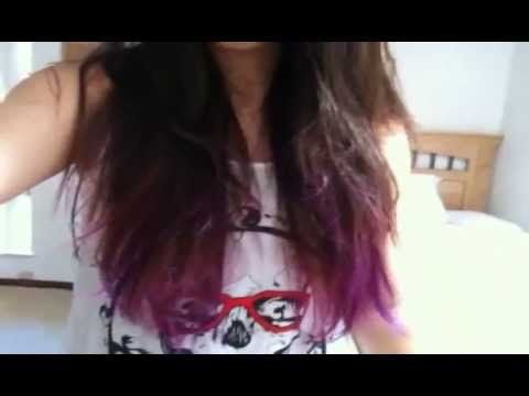 (OLD!) 2011 How to: Dip Dye Hair