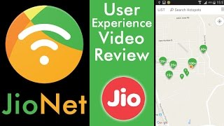 Jio App Review - Jio Net App Review | Reliance Jio 4G Network Hotspot Demo