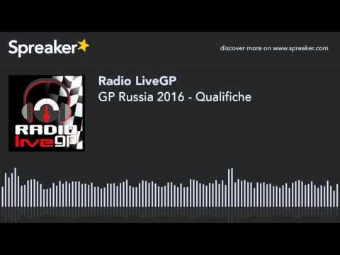 GP Russia 2016 - Qualifiche