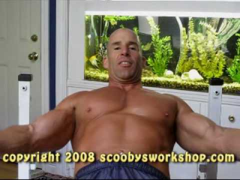 Home Chest Workout: Incline Dumbbell Fly Variant
