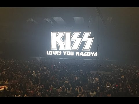 Kiss - Detroit Rock City (japan 2015) video