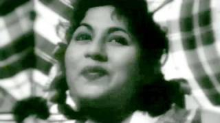 Thandi Hawa Kali Ghata - Madhubala, Geeta Dutt, Mr. and Mrs. 55 Song