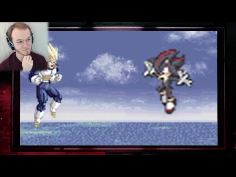 Let's Watch DEATH BATTLE | Vegeta VS Shadow HD