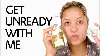 Get Unready With Me: Oily & Combination Skin | Sephora
