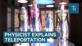 Teleportation Explained
