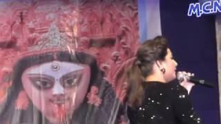 actress subhasree `s program  mejia mejia ps and mejia boi mela committee