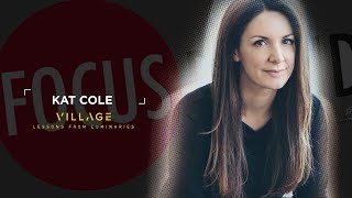 The Importance of Asking The Right Questions | Kat Cole COO at FOCUS Brands
